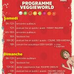 Programme Veggie World 2017