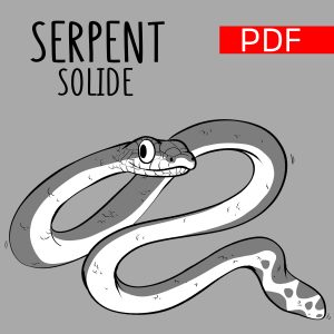 serpent solide