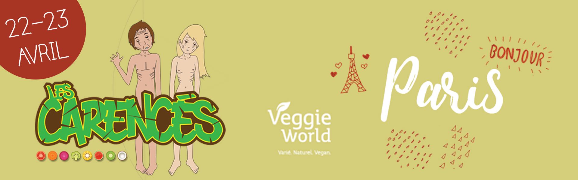 carencés veggieworld paris